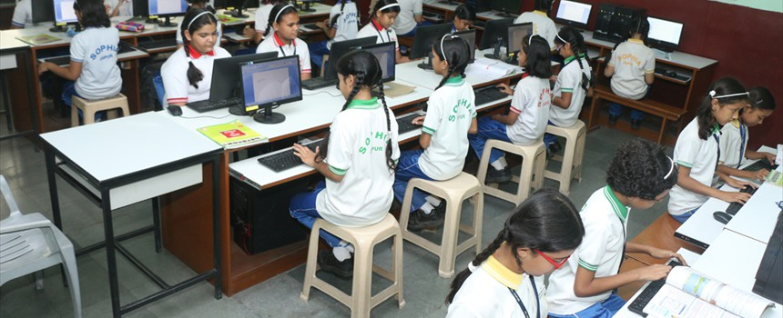 Primary Computer Lab